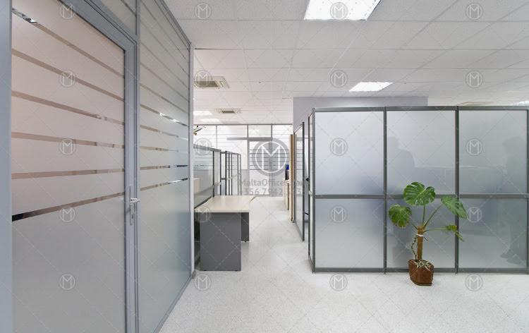 360m2 Seafront Office for Rent on the Sliema Strand