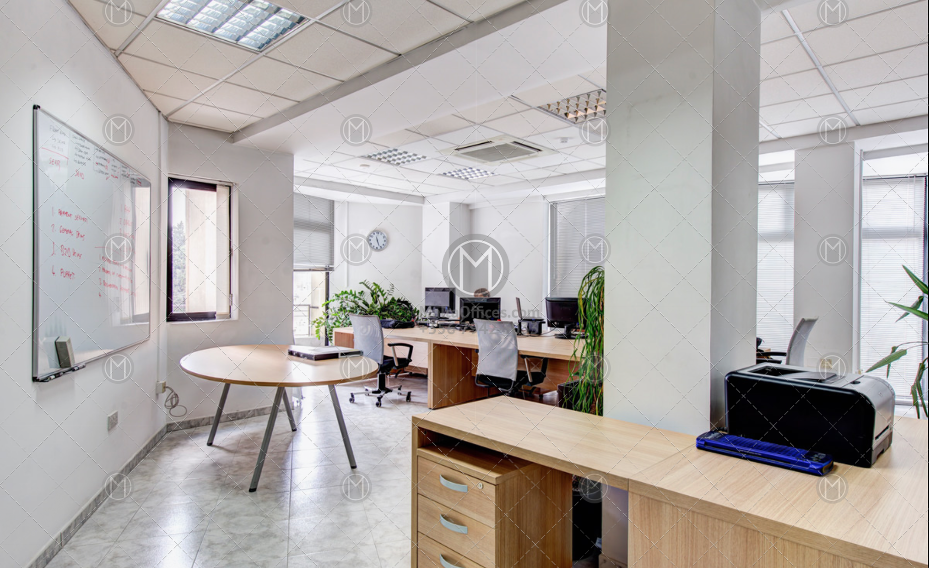 135m2 Offices in Gwardamanga for Rent