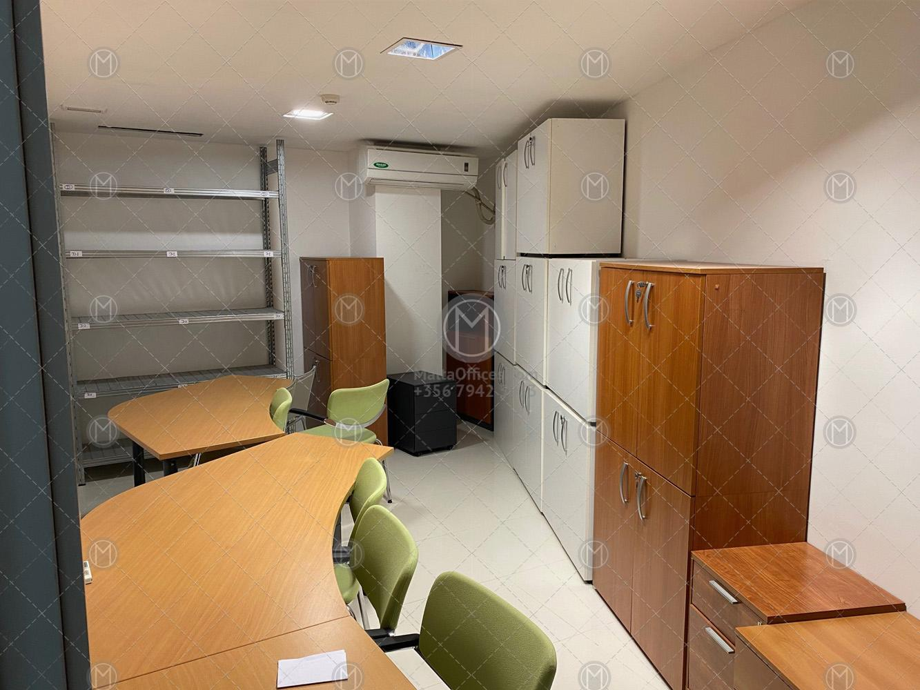 200m2 Furnished Office for Rent in Birkirkara - (1)