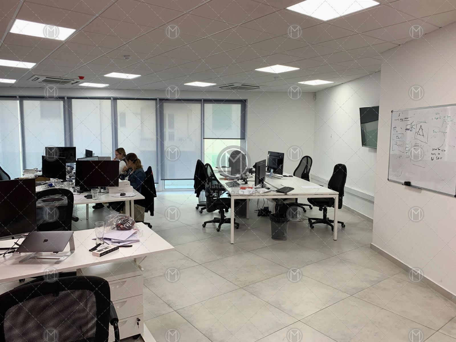 200m2 Office for Rent in Sliema
