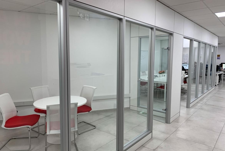 5th Floor Sliema Office for Rent (200m2)