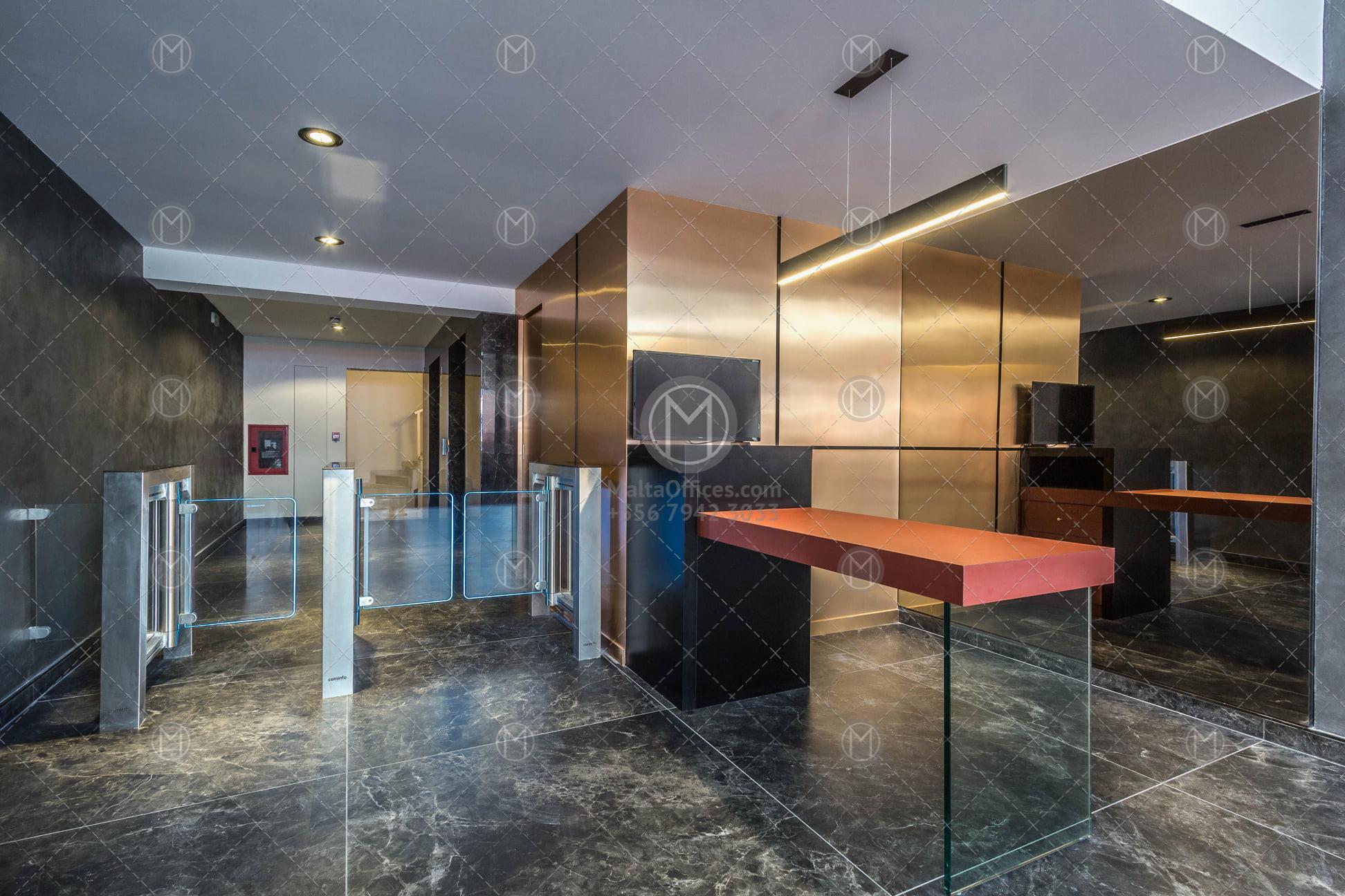 Full Office Floor in Ta' Xbiex Business Centre (468m2)