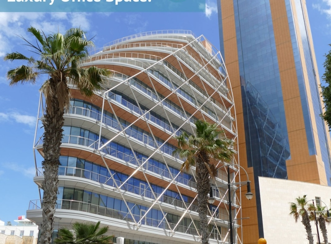 Portomaso Office Space for Rent - (1)
