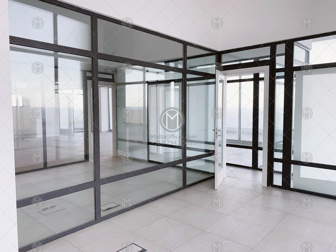 Seafront Office for Rent in Sliema (231m2)