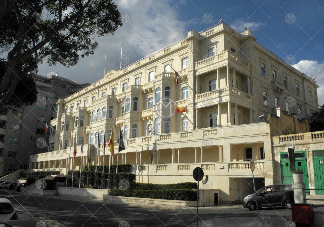 Embassy Offices Building in Ta' Xbiex