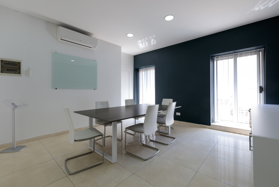 Furnished Offices in Sliema for Rent - (1)