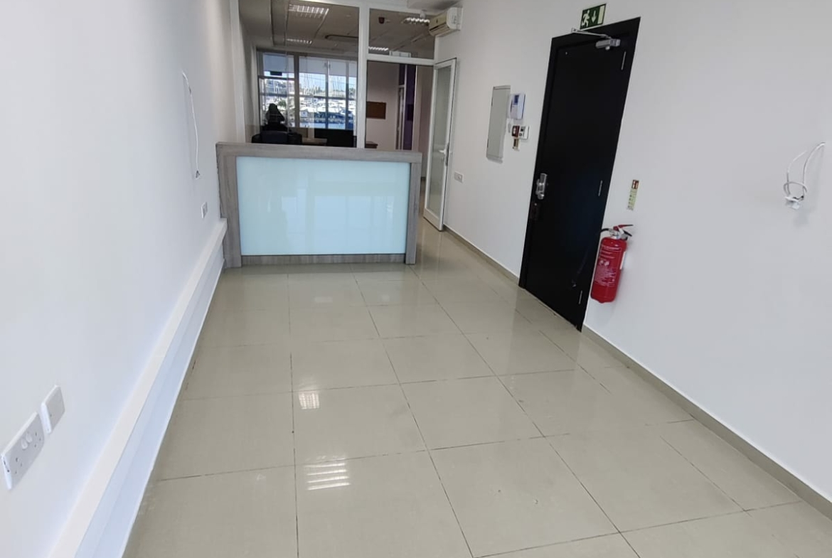 Gzira Seafront Offices for Rent