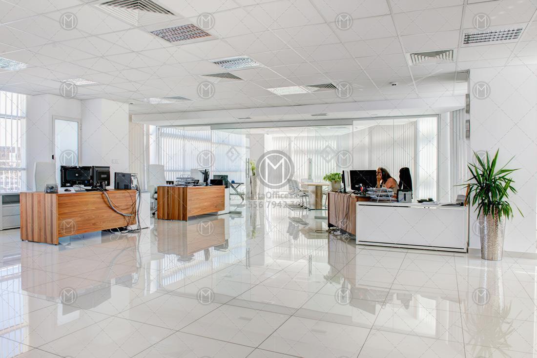 Penthouse Office for rent in Ta' Xbiex
