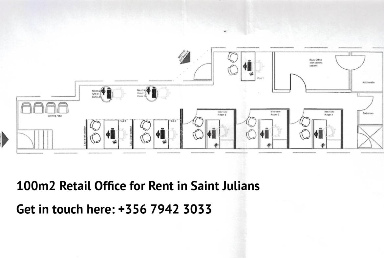 Retail-Office-for-Rent-in-Saint-Julians-Current Plans