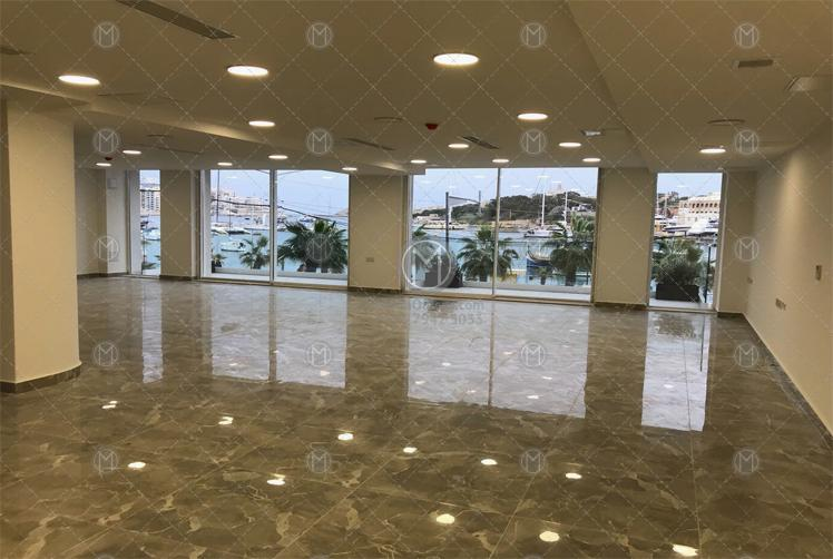 Seafront Office at the Gzira Strand