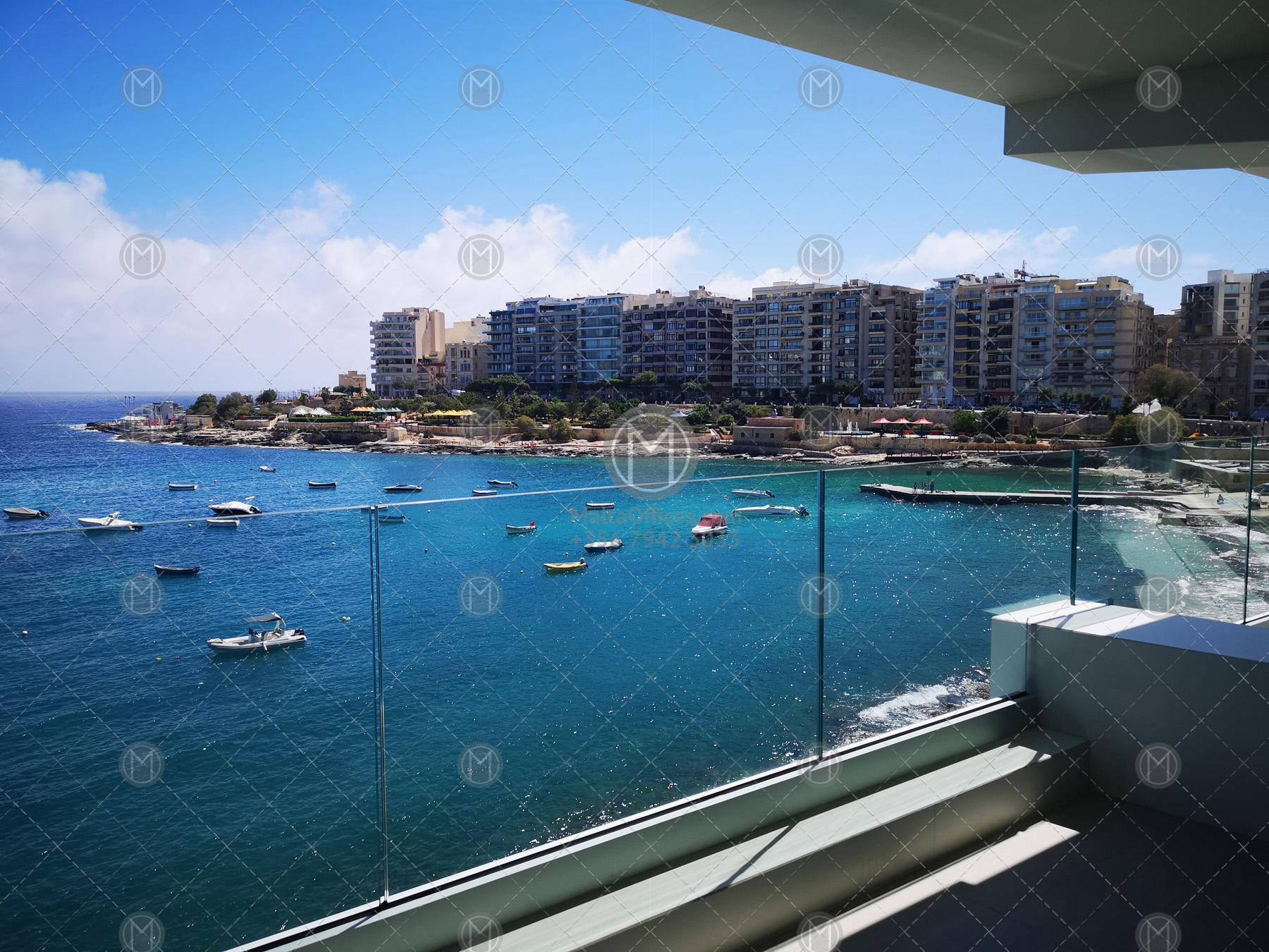 Seafront Offices in St Julians Balluta