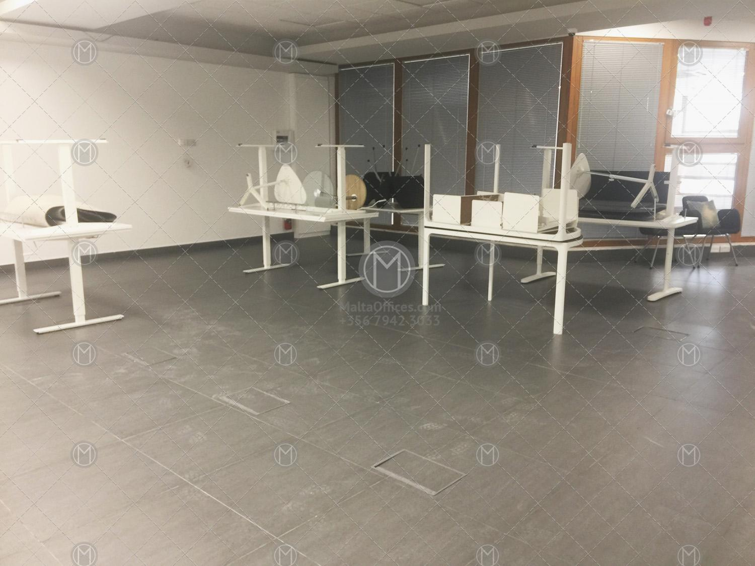 Sliema Central Office for Rent (180sqm)