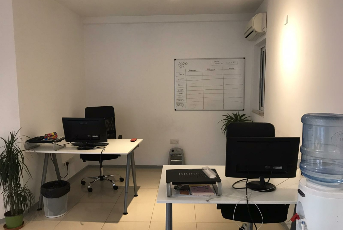 Small Furnished Offices in Sliema Plans
