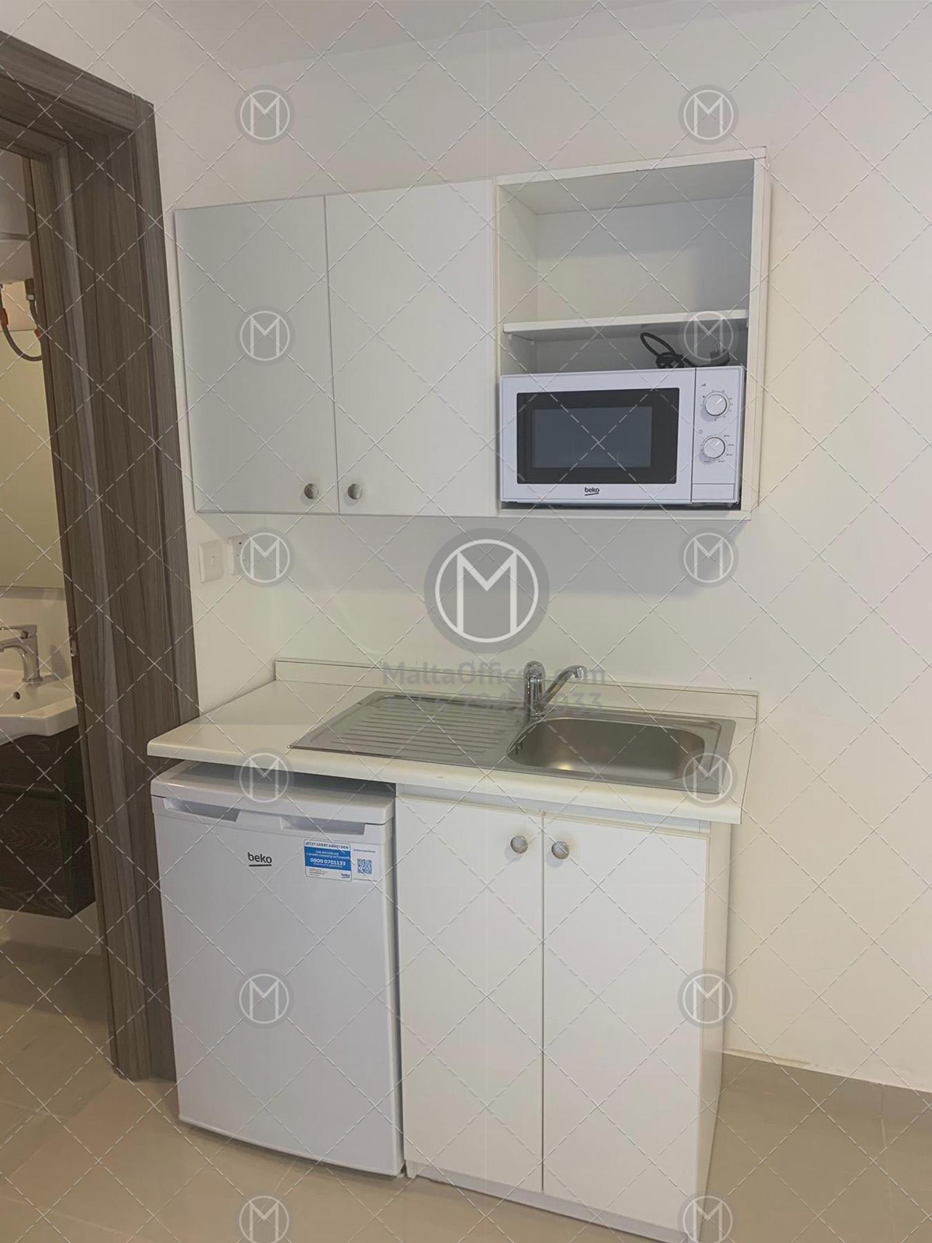 Small Open Plan Office in Sliema