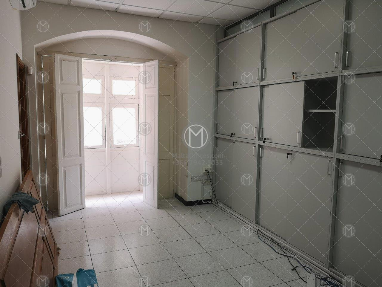 Traditional Valletta Office for Rent