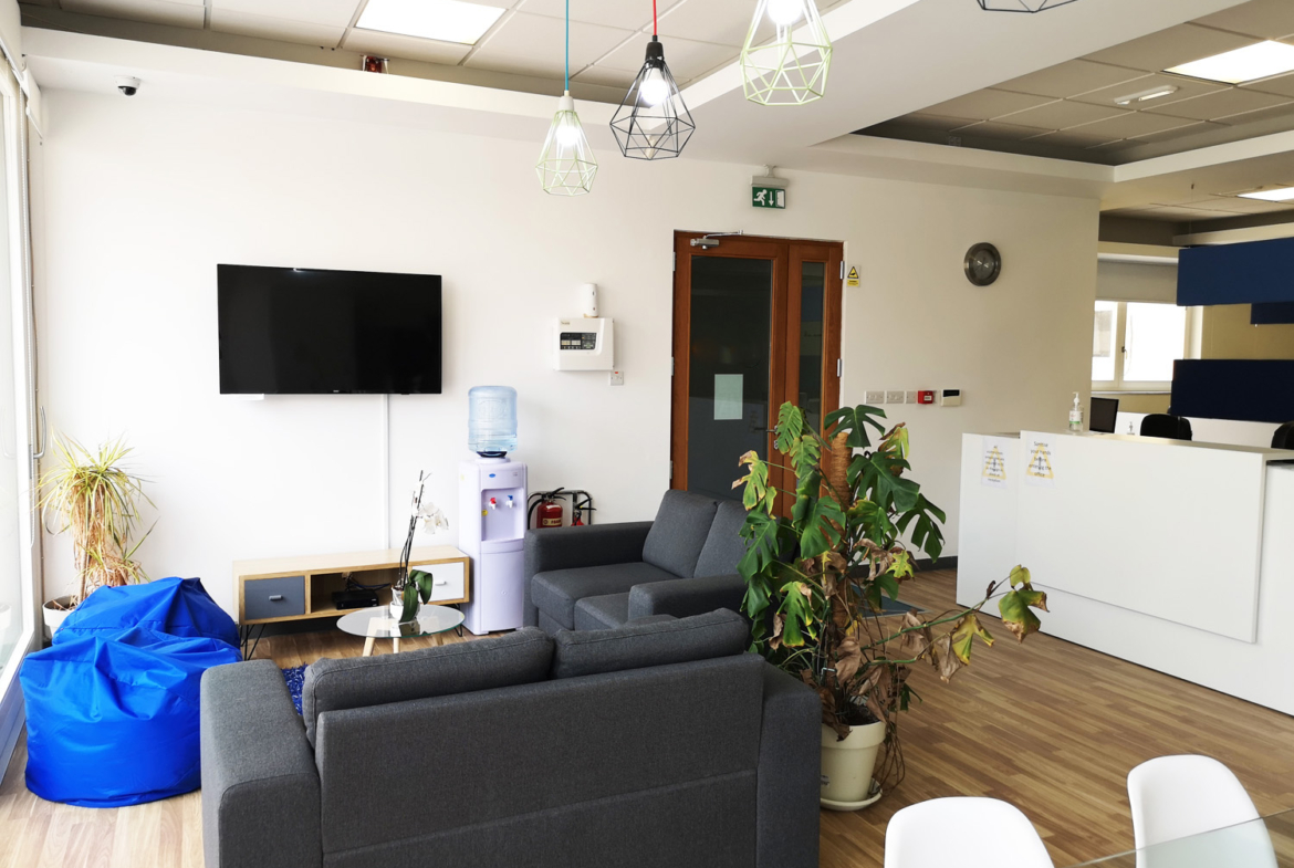Furnished Office in Sliema for lease