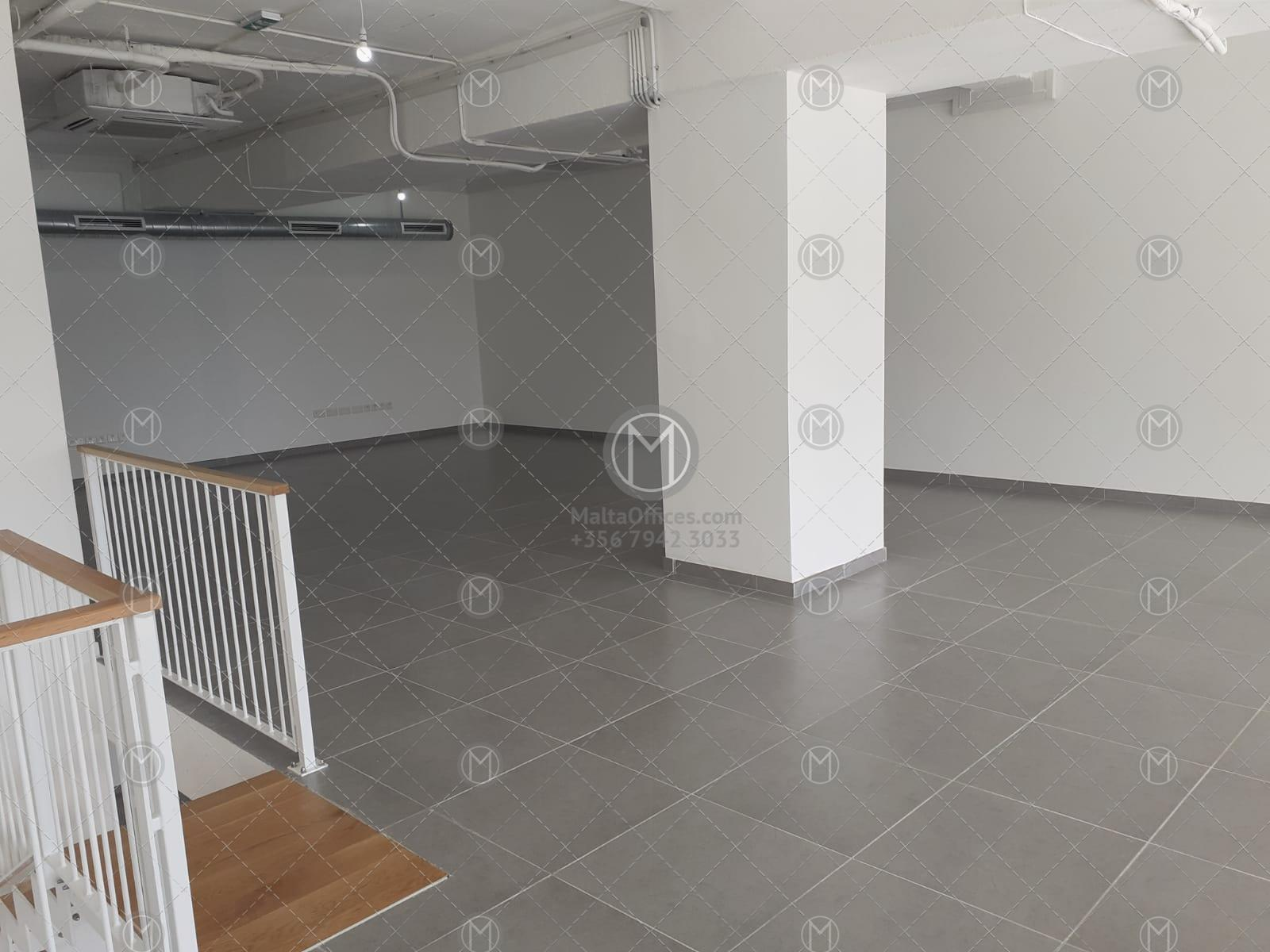 Seafront Office in Sliema for Rent
